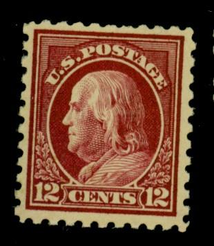 474 MINT F-VF OG NH Cat$115