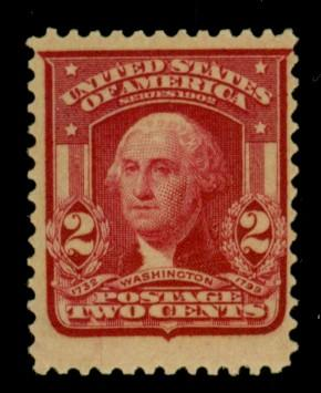 319F MINT F-VF OG NH Cat$25