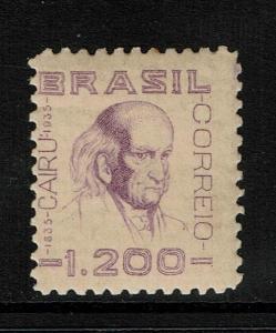 Brazil SC# 418, Mint Hinged, Hinge Remnant - S692
