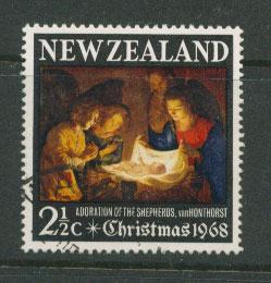 New Zealand SG 892 FU