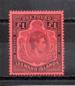 Leeward Islands 115b MH