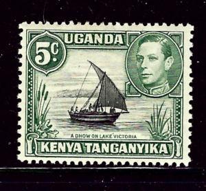Kenya UT 67 MH 1938 issue