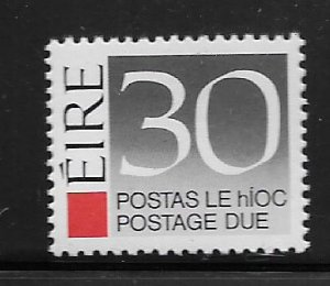 IRELAND, J45, MNH, POSTAGE DUE STAMPS