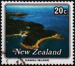 New Zealand. 1979 20c S.G.1193 Fine Used