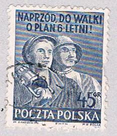 Poland Workers 45 (AP115511)