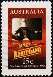 Australia. 1995 45c S.G.1535 Finne Used