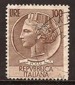Italy  #  661  used