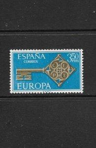 SPAIN - EUROPA 1968 - SCOTT 1526 - MNH