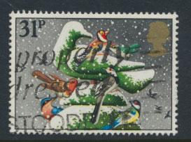 Great Britain SG 1235 - Used - Christmas