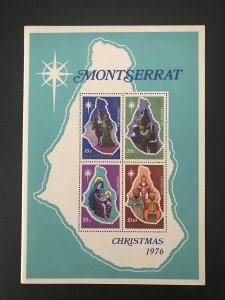 Montserrat 1976 #358a S/S MNH CV $2