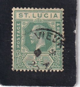 St. Lucia     #      64      used