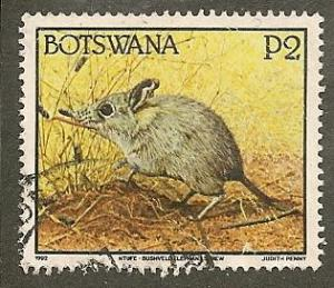 Botswana     Scott  533     Animal  , Fauna  Used
