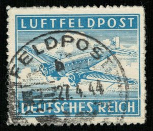 LUFTFELDPOST, Reich, Germany (T-4604)