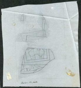 1979 Roland Hill Hand Drawn Essay (transparency) by Andrew Restall