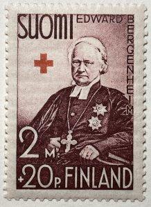 AlexStamps FINLAND #B29 XF Mint