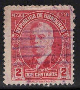 Honduras  Scott 299 Used