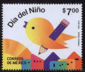 MEXICO 2822, Children's Day. MINT, NH. VF.