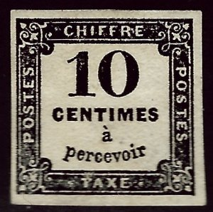 France SC J3 Mint VF NG hr...Highly Collectible!!