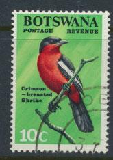 Botswana   SG 226 Used PO Cancel