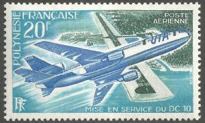 FRENCH POLYNESIA SCOTT C97