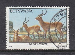 Botswana 405 Used Bin