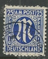 Germany ||| Scott # 3N13 - Used