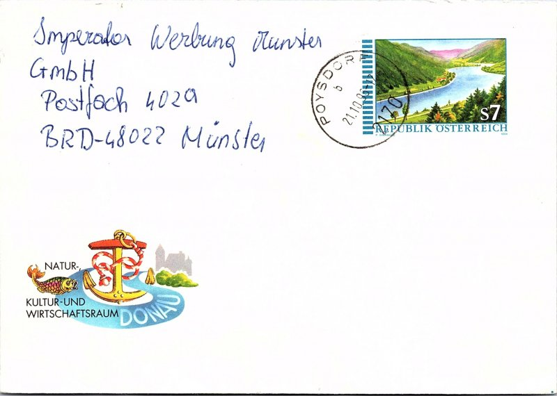 Austria, Postal Stationary