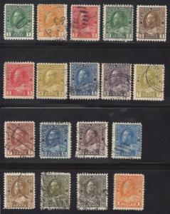 Canada 104-122 - Used