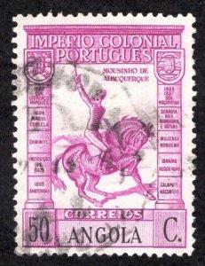 Angola, Scott 279, 1938 (Used)