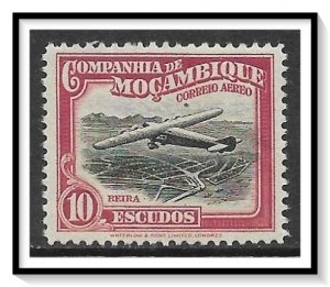 Mozambique Company #C14 Air Mail MNH