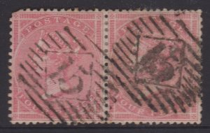 Great Britain Sc#26 Used Pair