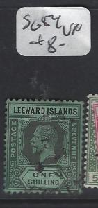 LEEWARD ISLANDS (P2305B)  KGV   1/-   SG 54   VFU