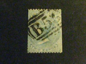 Mauritius #25 used spacefiller a198.9499