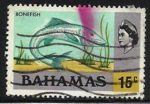 Bahamas 1971 Scott# 324 Used