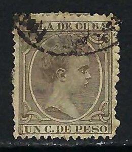 CUBA 133 VFU T518