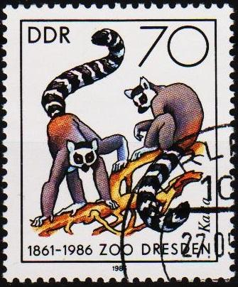 Germany(DDR). 1986 70pf S.G.E2732 Fine Used