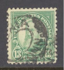 United States Sc # 622 used perf 11 (DN)