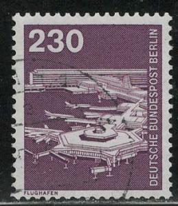 Germany Berlin Scott # 9N375, used