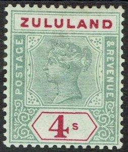 ZULULAND 1894 QV TABLET 4/-