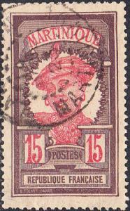 Martinique #70 Used