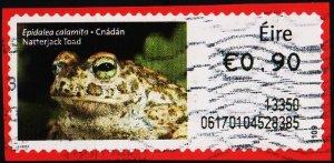 Ireland. 2010? 90c Machine Label. Fine Used