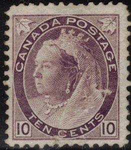 Canada Scott #83 MLH