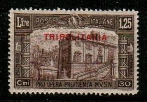 Tripolitania Scott B52 Mint NH (Catalog Value $60.00)