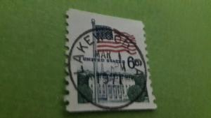 UNITED STATES USED STAMP