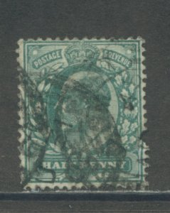 Great Britain 127  Used Space Filler cgs