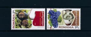 [58490] Romania 2010 Viticulture Wine production Vin  MNH