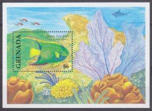 1994 Grenada 2817/B375 Marine fauna 8,00 €