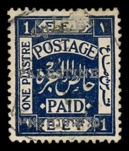 Palestine - British Administration 20ad Used