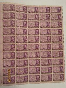 SCOTT 946 3 CENT JOSEPH PULITZER 1947 OG