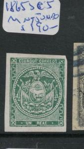 Ecuador SC 5 Jumbo MNG (7dvt)